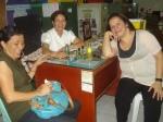 DTI Legaspi with Mindi Yee
